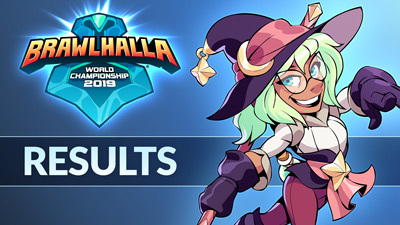 Brawlhalla World Championship 2019 Results