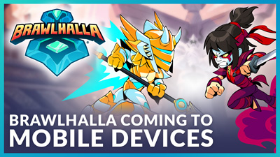 Brawlhalla is Coming to Mobile Early 2020!