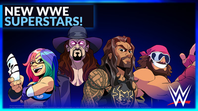 A New Roster of WWE Superstars joins Brawlhalla! – Patch 3.51