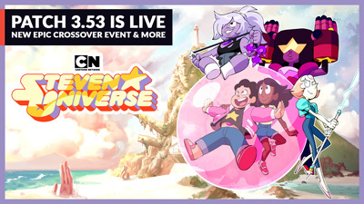 Steven Universe is Here to Save the Day in Brawlhalla – Patch 3.53