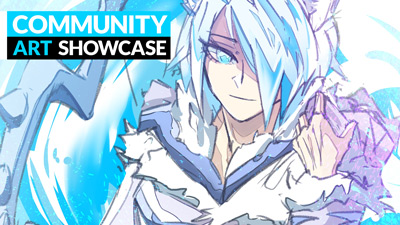 Brawlhalla Community Art Showcase #71