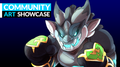 Brawlhalla Community Art Showcase #72