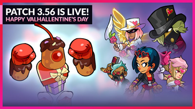 Happy Valhallentine's Day 2020! – Patch 3.56