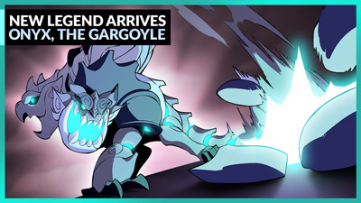 New Legend: Onyx, the Gargoyle – Patch 3.58