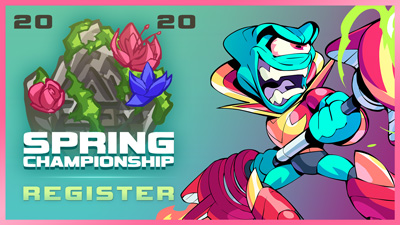 Register for the Brawlhalla Spring Championship 2020 Today!