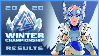 Brawlhalla Winter Championship 2020 Results