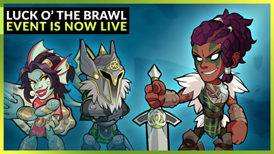 Luck o' the Brawl 2020 is here in Valhalla – Patch 3.58