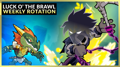 Luck o' the Brawl 2020 Event continues on!