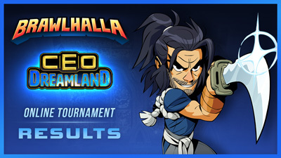 CEO Dreamland Online Tournament Results