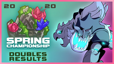 Brawlhalla Spring Championship 2020 Doubles Results