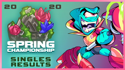 Brawlhalla Spring Championship 2020 Singles Results