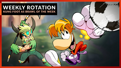 Battle it out in Kung Foot for Brawl of the Week!