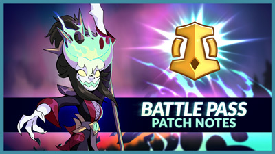 Brawlhalla's New Battle Pass Season 1 – Patch 4.00