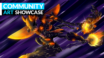 Brawlhalla Community Art Showcase #73