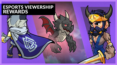 Esports Viewership Rewards – Watch and earn free Brawlhalla items on twitch.tv