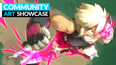 Brawlhalla Community Art Showcase #75