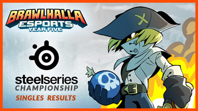 Acno continues his win streak in EU while Sandstorm takes SteelSeries NA Singles!