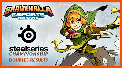 Cody Travis and Phazon dominate in SteelSeries NA Doubles!