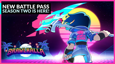 Synthwave Battle Pass Season 2 – Patch 4.06