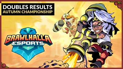 Cody Travis and Phazon continue their dominance in Autumn NA Doubles!