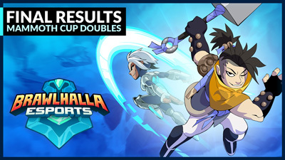 Boomie and Sandstorm take down Cody Travis and Phazon in Mammoth Cup Doubles!