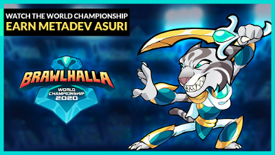 BCX approaches! Earn METADEV Asuri by watching on Twitch this weekend