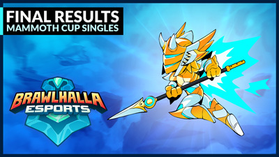 Sandstorm destroys the competition in NA Mammoth Cup Singles!