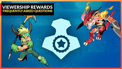 Viewership Rewards FAQ