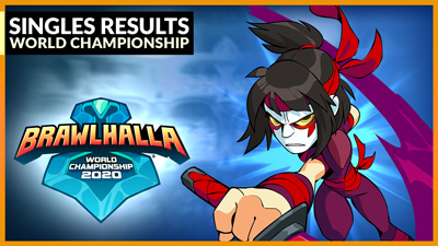 Sandstorm wins the Brawlhalla World Championship 2020!