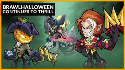 Brawlhalloween 2020 Continues!