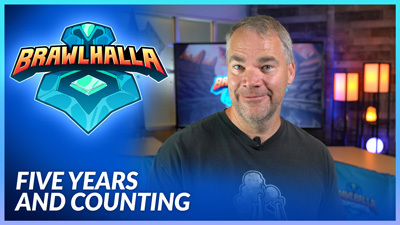 Brawlhalla: Five Years and Counting
