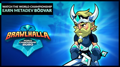 BCX doubles this weekend! Earn METADEV Bödvar by watching on Twitch