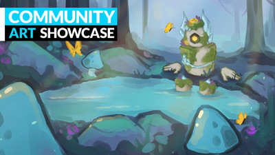Brawlhalla Community Art Showcase #77