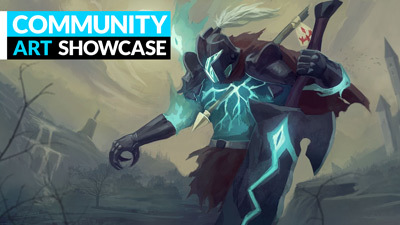 Brawlhalla Community Art Showcase #78