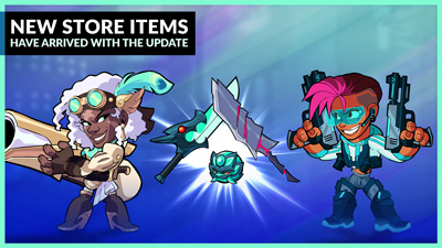 New Skins, Hurtboxing Adjustments, and More! – Patch 5.03