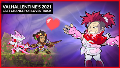 One More Week of Valhallentine's 2021!