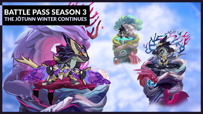 Feel the Might of the World Serpent in Battle Pass Season 3