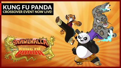 Kung Fu Panda Crossover Event! – Patch 5.05