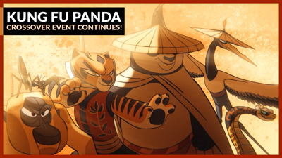 More Kung Fu Panda and Thanks For 1 Million Followers!