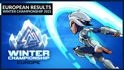 Acno wins Singles and Doubles with his teammate Blaze in the European Winter Championship 2021!