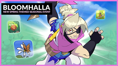 Welcome to Bloomhalla!