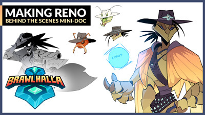 Behind the scenes of making Reno, the Bounty Hunter