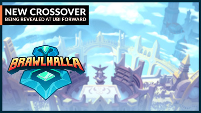 A new Crossover is being revealed at Ubisoft Forward!
