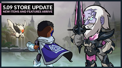 New Fresh Items in Mallhalla – Patch 5.09