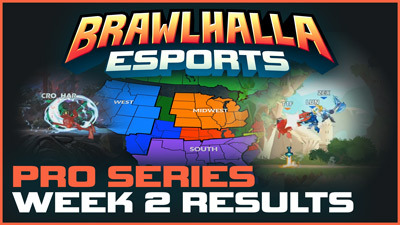 Northeast remains undefeated while West and MDVA score some big wins in week 2 of the 2021 Pro Series!