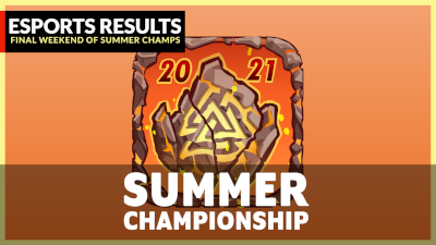 Snowy and Santy win the 2v2 North American Summer Championship!