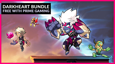 Get the Darkheart Bundle with Prime Gaming