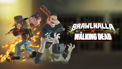 Brawlhalla x The Walking Dead Part 2 Revealed