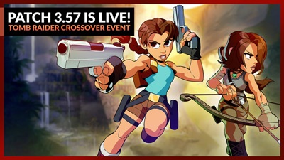 Lara Croft joins Brawlhalla – Patch 3.57